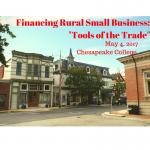 Small Rural Business Lending Woirkshop 3