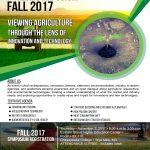 F3 Tech Fall 2018 Symposium flyer